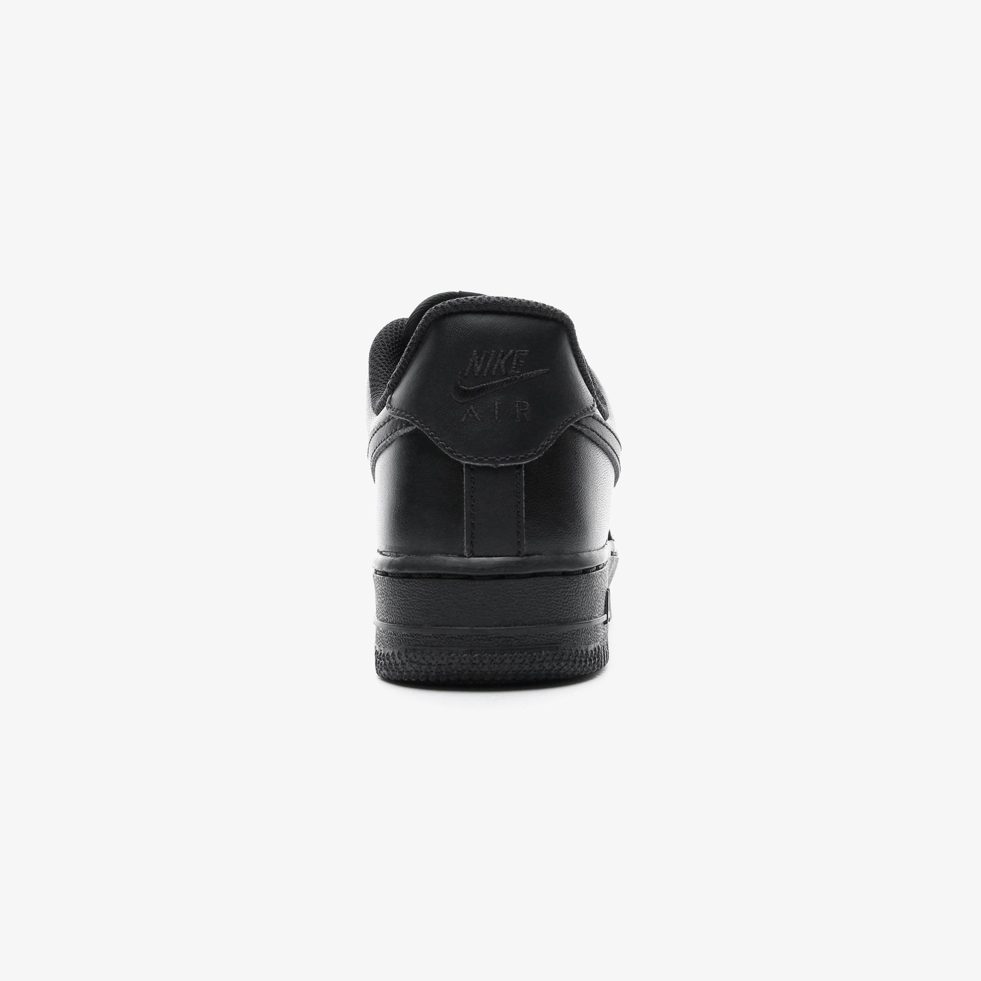 Nike Air Force 1 '07 Kadın Siyah Spor Ayakkabı