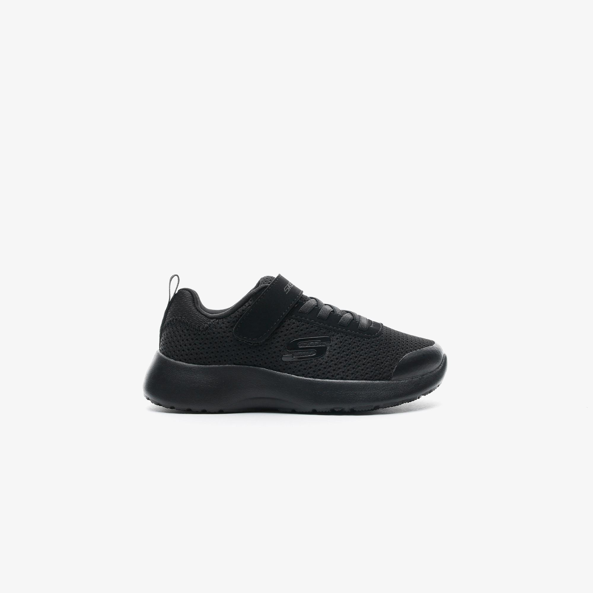 Skechers Dynamight - Ultra Torque Çocuk Siyah Spor Ayakkabı