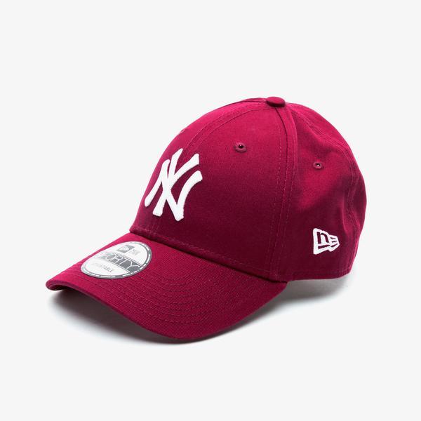 New Era New York Yankees 9Forty Unisex Bordo Şapka