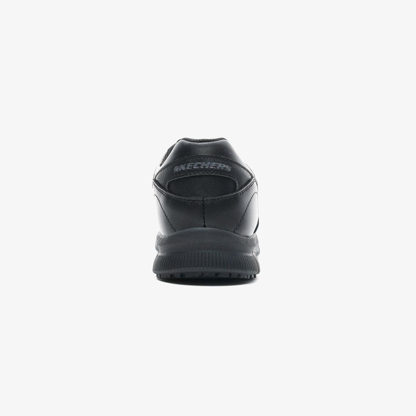 Skechers Work Relaxed Fit Nampa SR Erkek Siyah Spor Ayakkabı