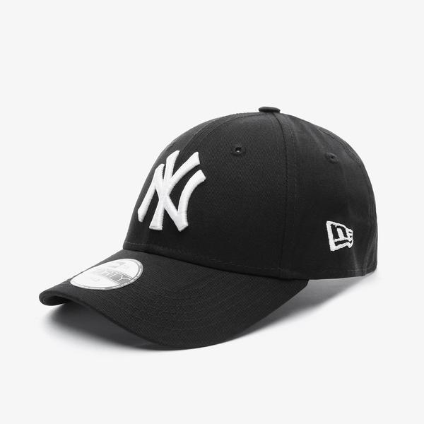 New Era New York Yankees 9Forty Çocuk Siyah Şapka