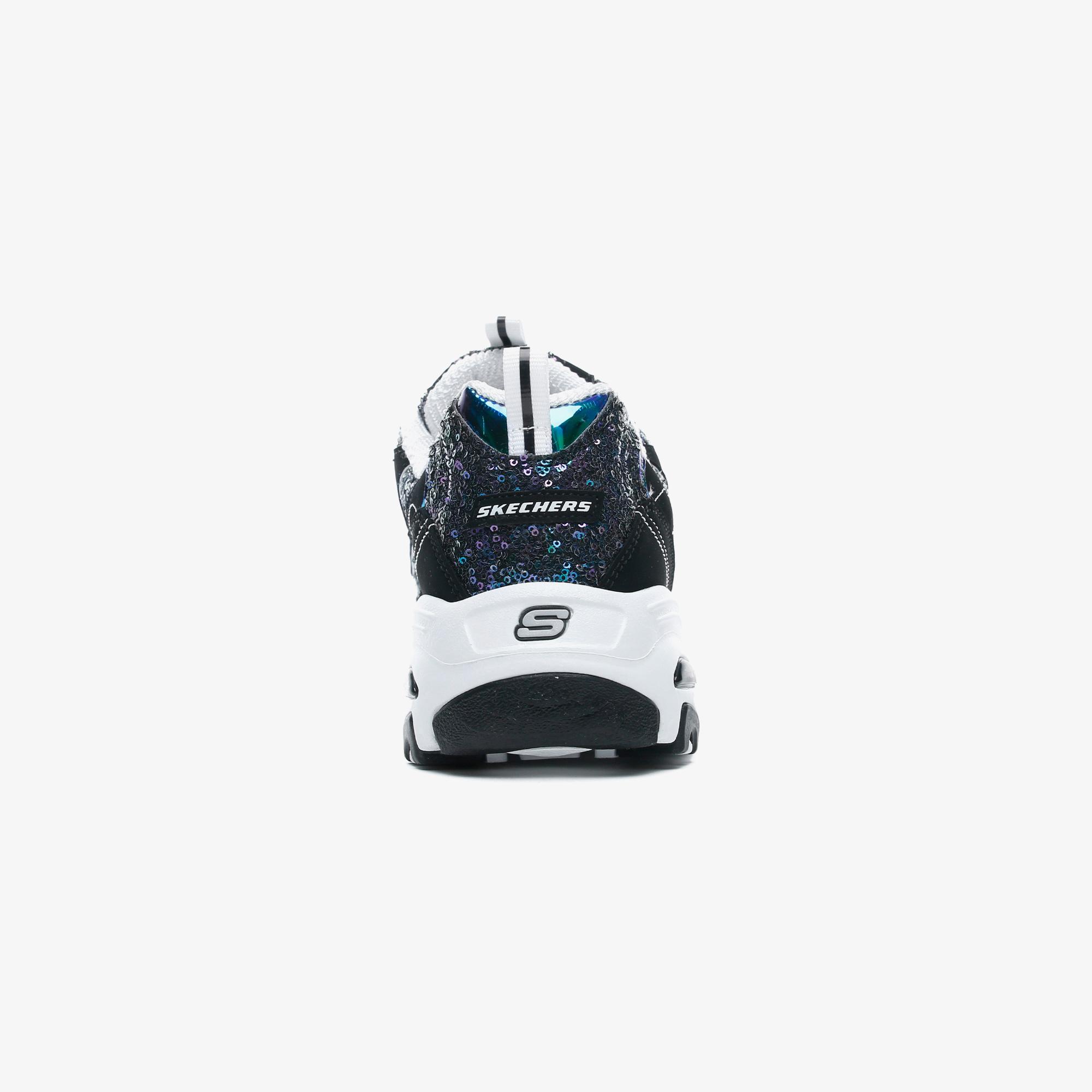 Skechers D'Lites-Fame & Fortune Kadın Siyah Spor Ayakkabı