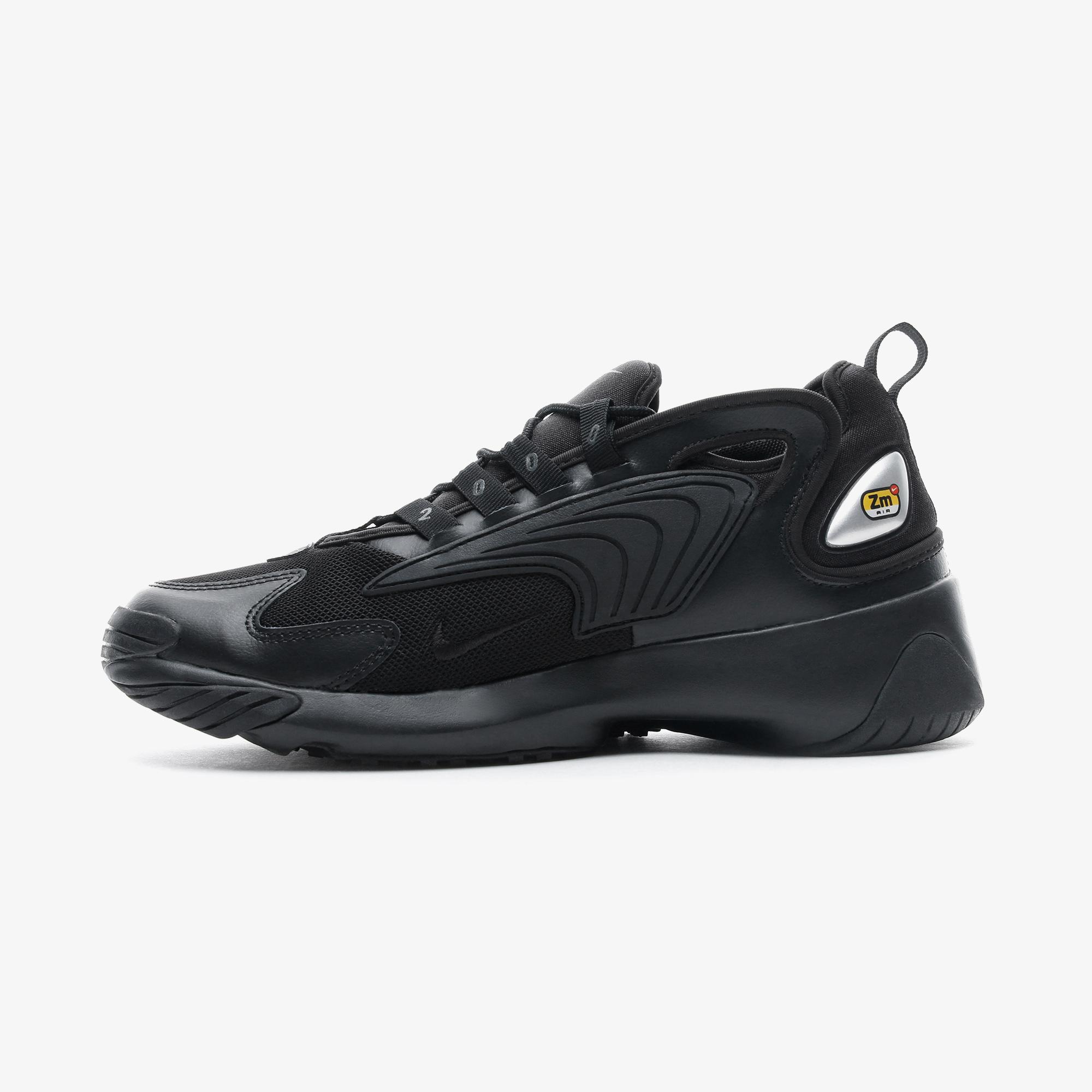 Nike Zoom 2K Erkek Siyah Spor Ayakkabı