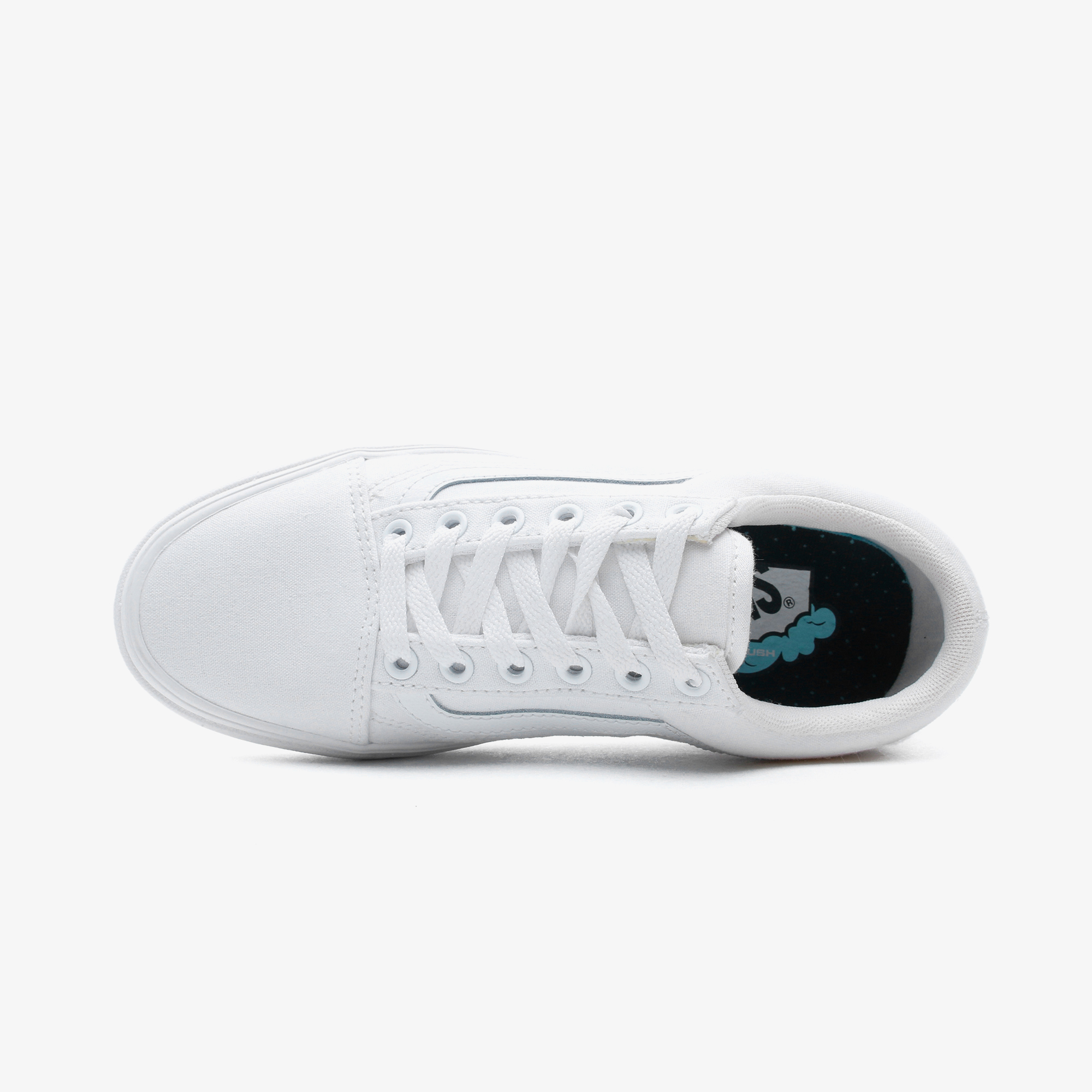 Vans UA ComfyCush Old Skool Unisex Beyaz Sneaker