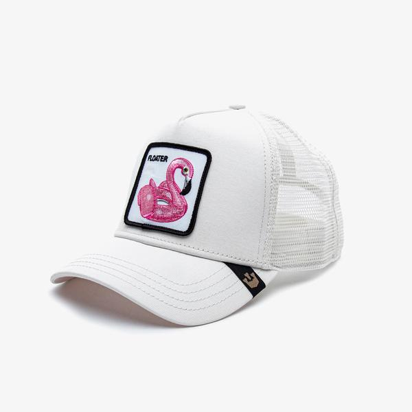 Goorin Bros Ivo Ivory Floater Beyaz Şapka