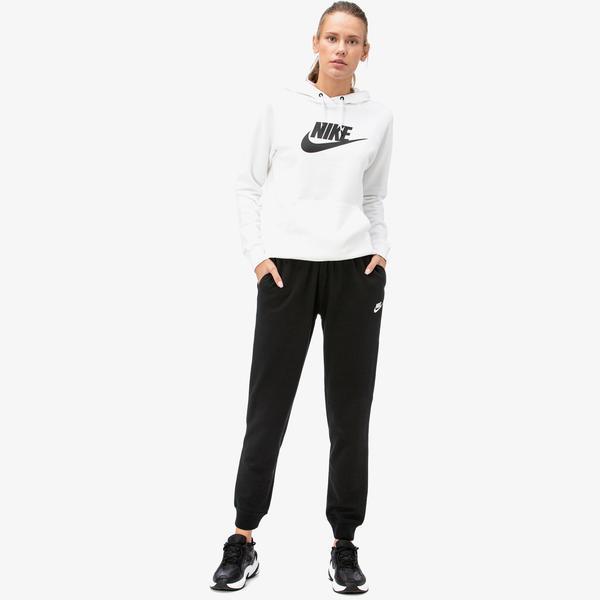 Nike Essntl Pant Reg Flc Kadın Siyah Eşofman Altı