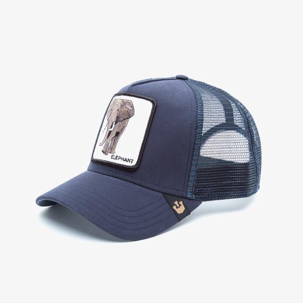 Goorin Bros Elephant Unisex Lacivert Şapka