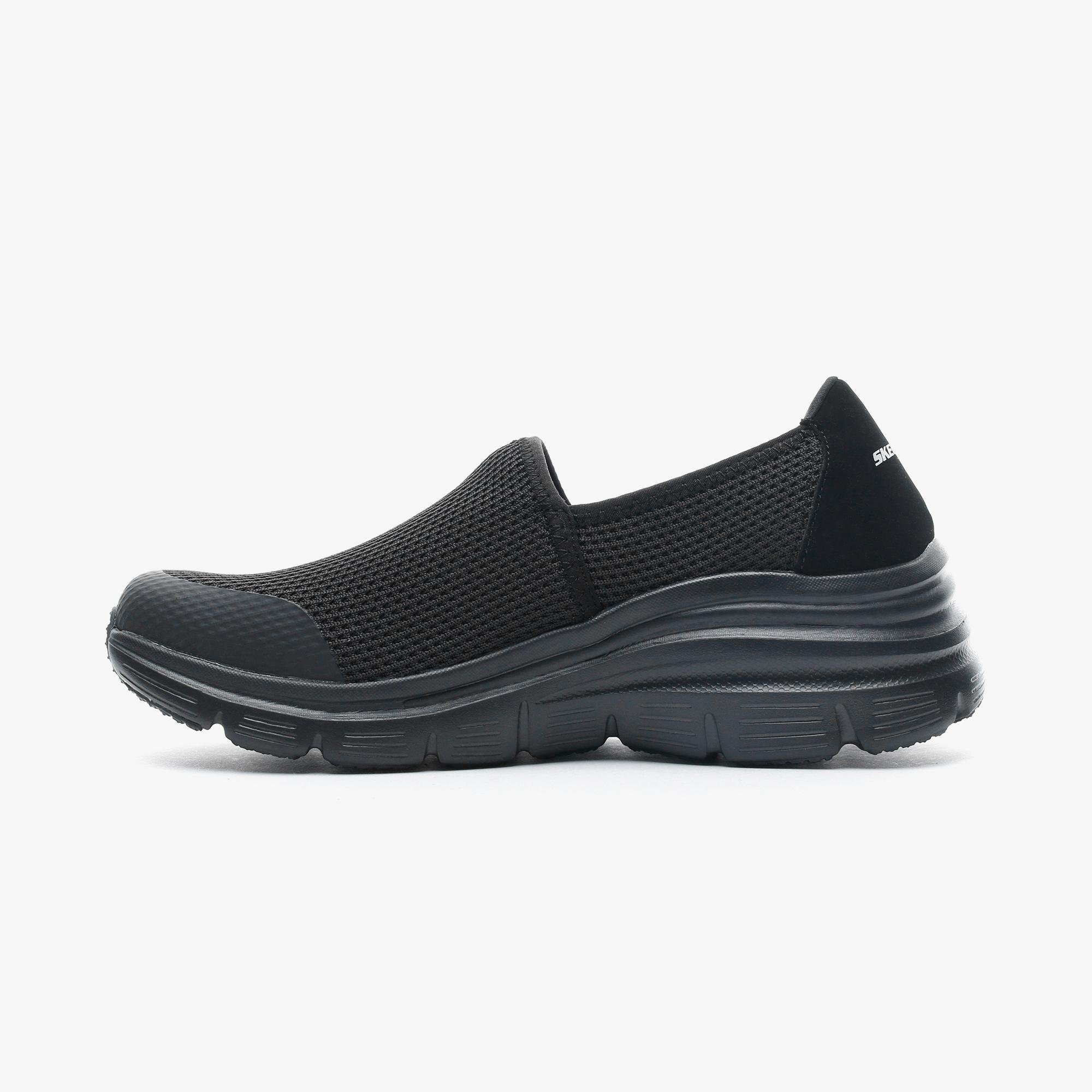 Skechers Fashion Fit Siyah Kadın Spor Ayakkabı