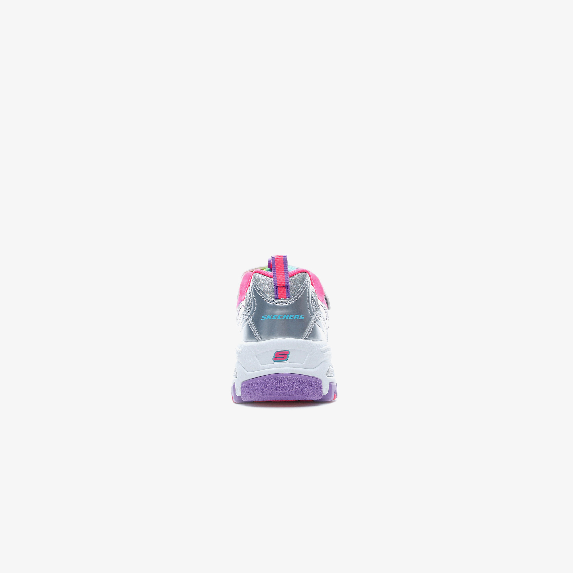 Skechers D'Lites Gri Çocuk Spor Ayakkabı