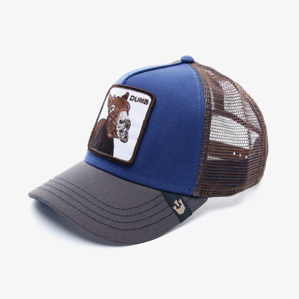 Goorin Bros Dumbass Unisex Lacivert Şapka