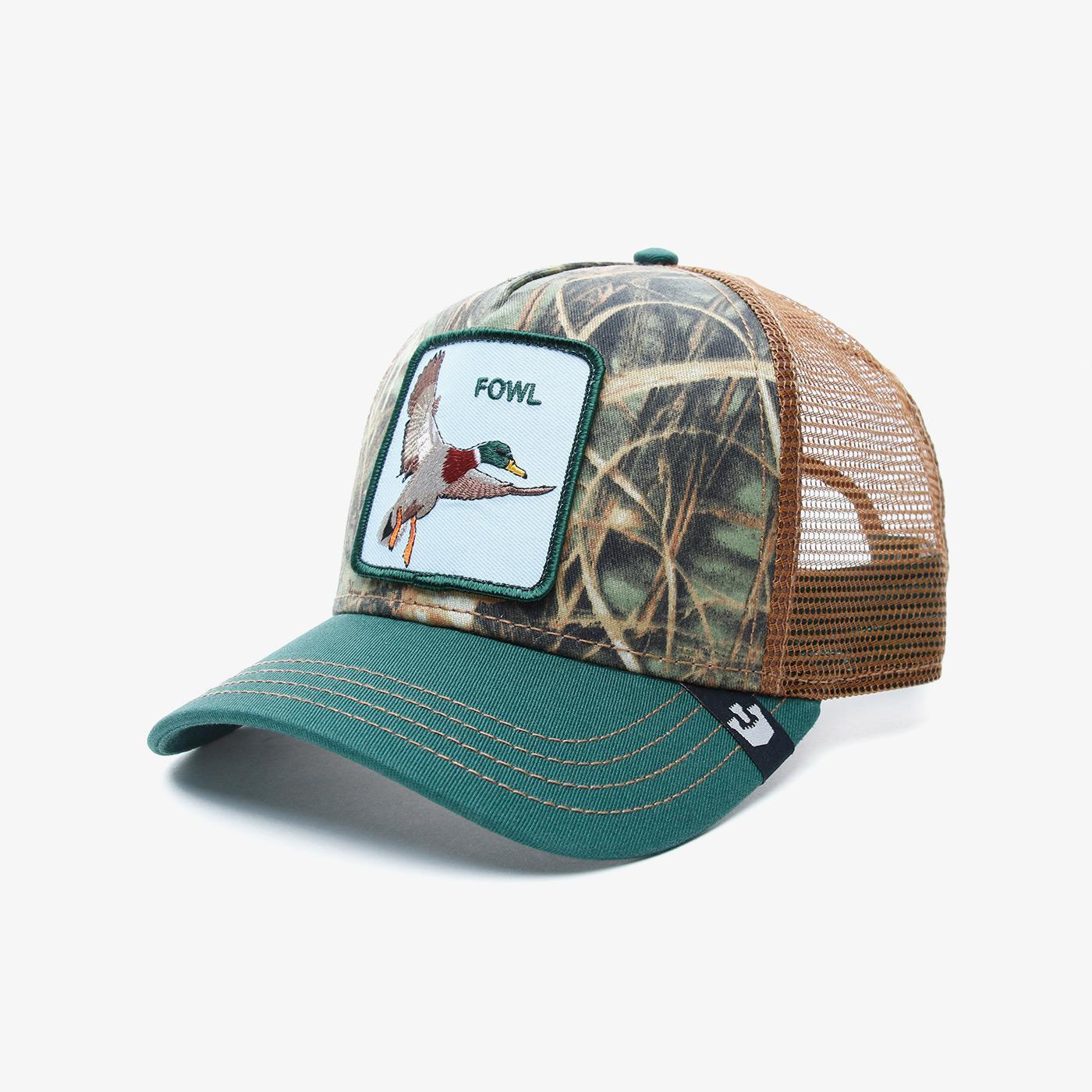 Goorin Bros Duck Duck Unisex Yeşil Şapka