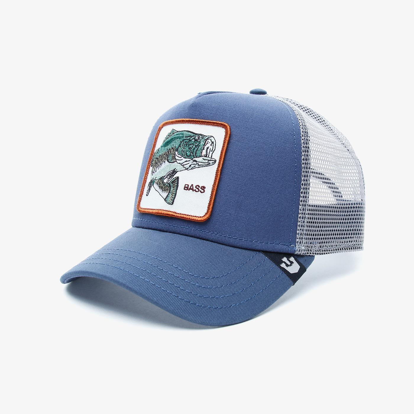 Goorin Bros Bad Ass Unisex Mavi Şapka