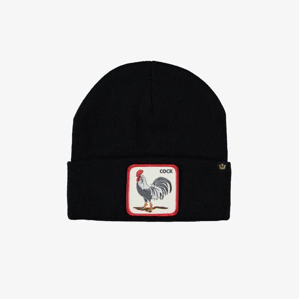 Goorin Bros Winter Bird Unisex Siyah Bere