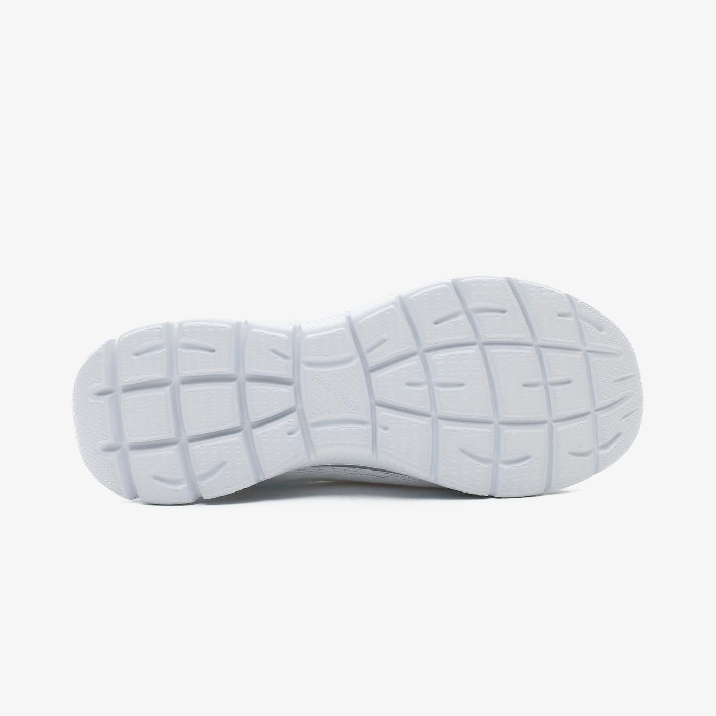 Skechers Summits - Leopard Spot Kadın Beyaz Spor Ayakkabı