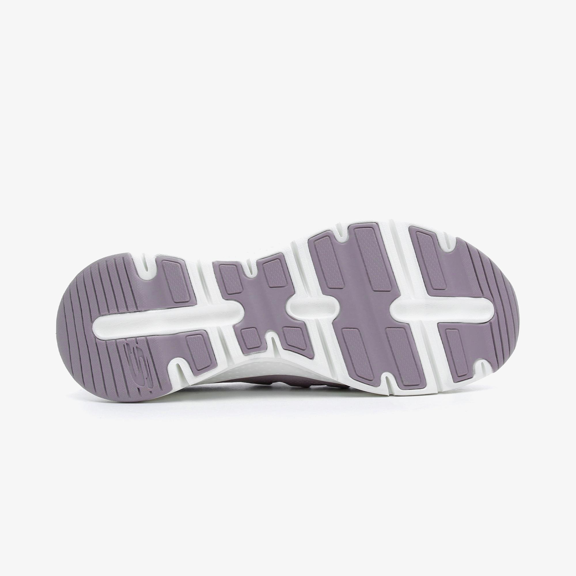 Skechers Arch Fit - Lucky Thoughts Kadın Mor Spor Ayakkabı