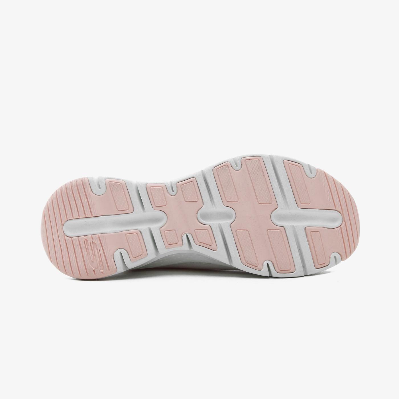 Skechers Arch Fit - Sunny Outlook Kadın Bej Spor Ayakkabı