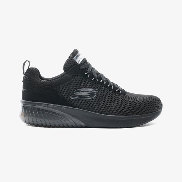 Skechers Skech Air Ultra Flex - Orburn Erkek Siyah Spor Ayakkabı