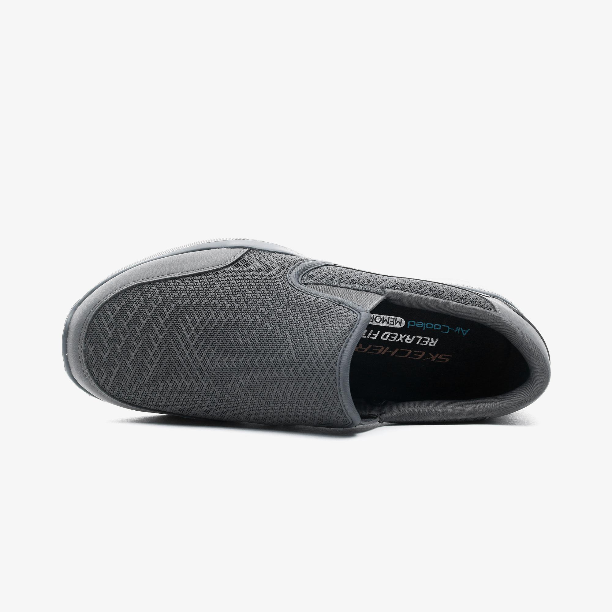 Skechers Equalizer 3.0 Erkek Gri Spor Ayakkabı
