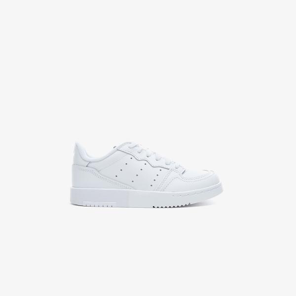 adidas Supercourt Çocuk Beyaz Spor Ayakkabı