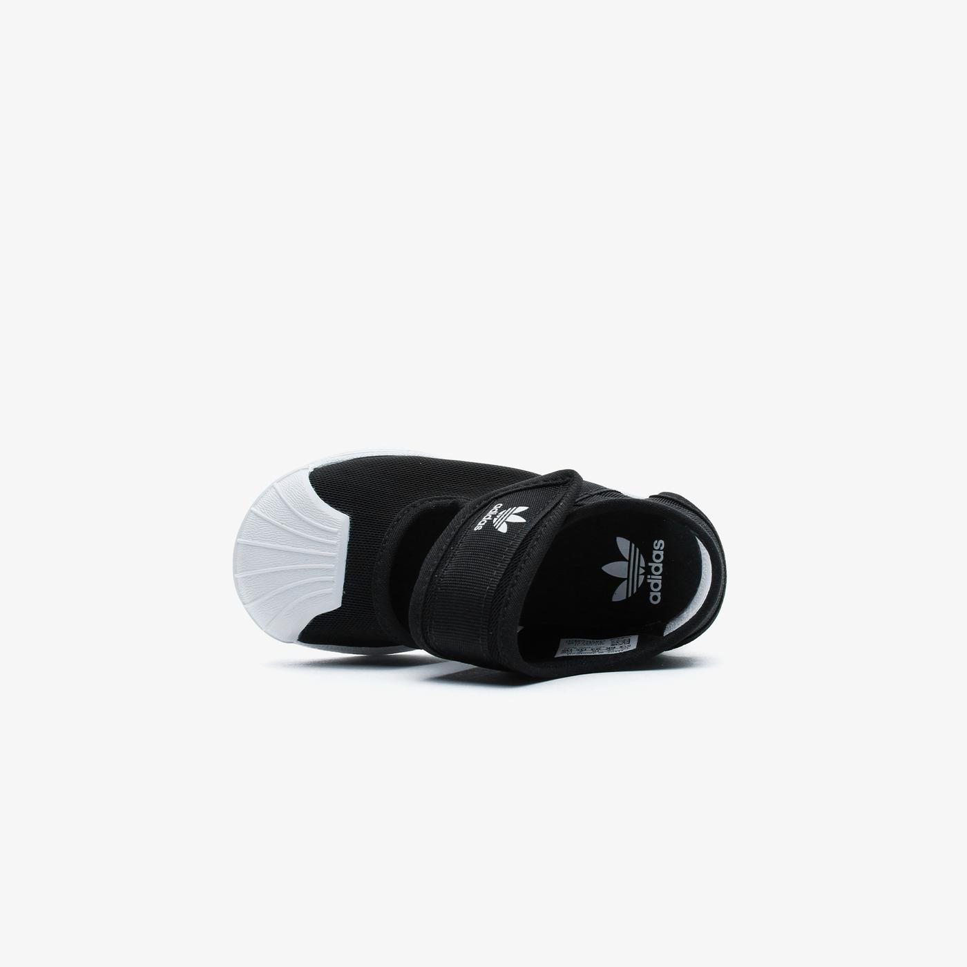 adidas Superstar 360 Sandalet Bebek Siyah Sandalet