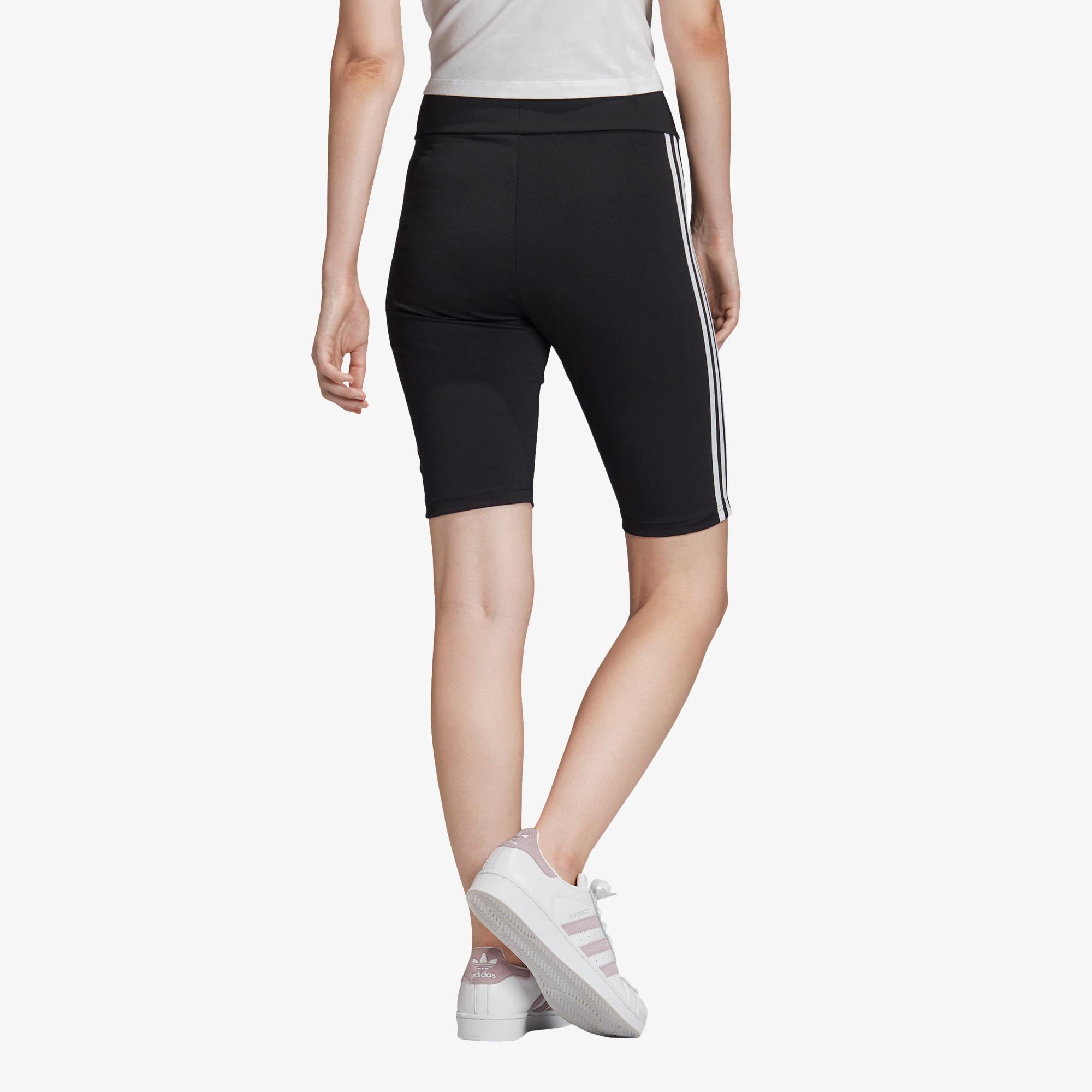 adidas Biker Kadın Siyah Tayt