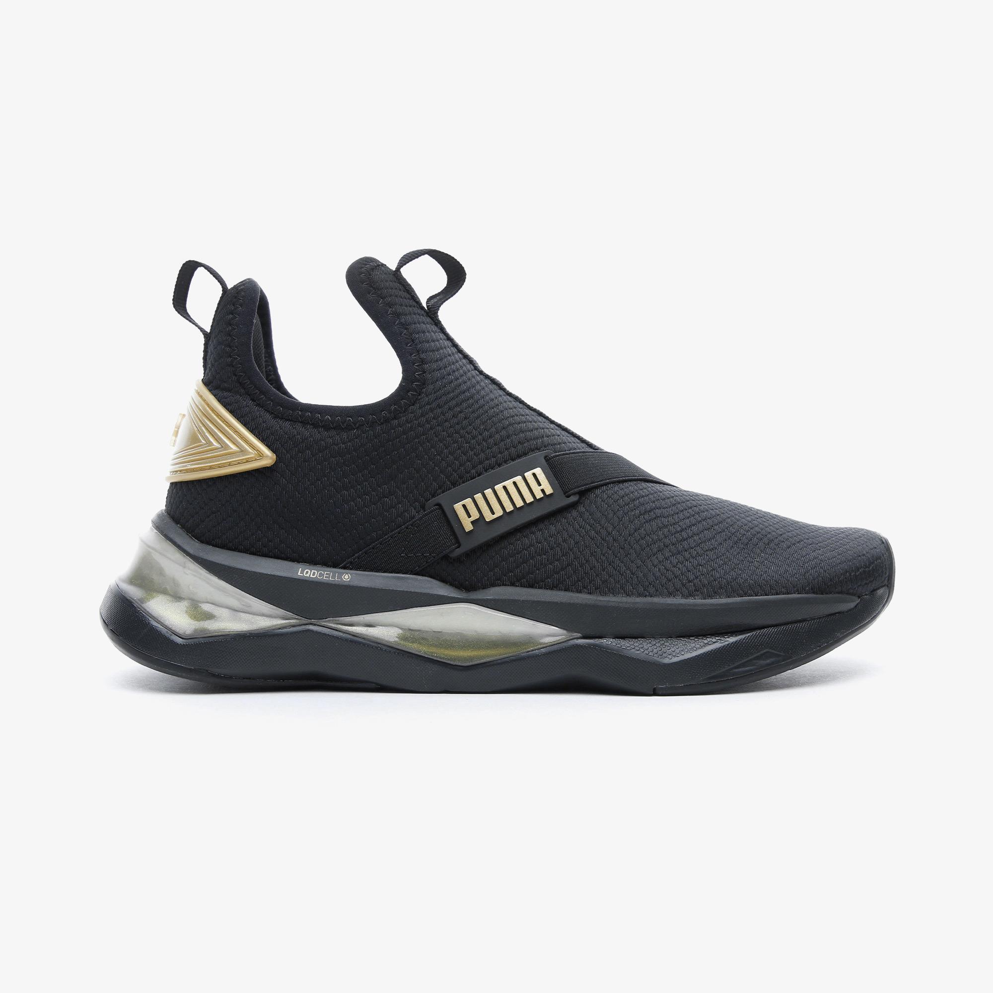 Puma LQDCELL Shatter Mid Kadın Siyah Spor Ayakkabı