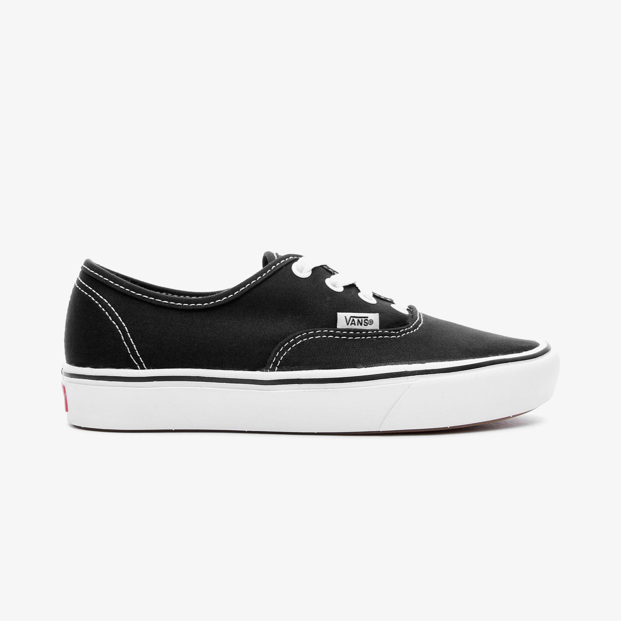 Vans ComfyCush Authentic Unisex Siyah Sneaker