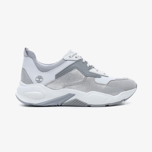 Timberland Delphiville Leather Sneak Kadın Beyaz Spor Ayakkabı