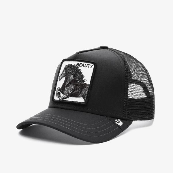 Goorin Bros Black Beauty Unisex Siyah Şapka