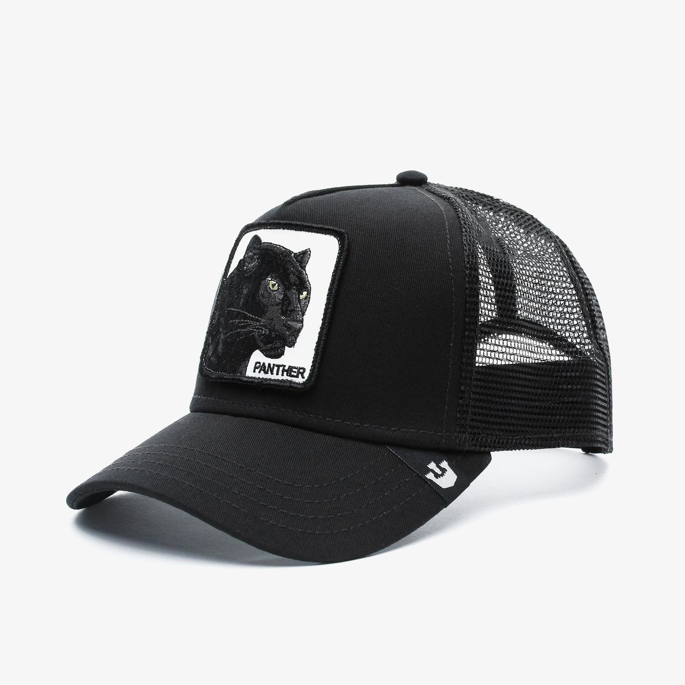 Goorin Bros Black Panther Unisex Siyah Şapka