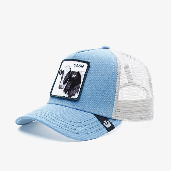 Goorin Bros Cash Cow Unisex Mavi Şapka