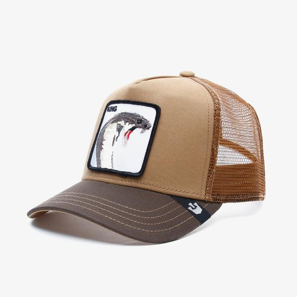 Goorin Bros Biter Unisex Kahverengi Şapka
