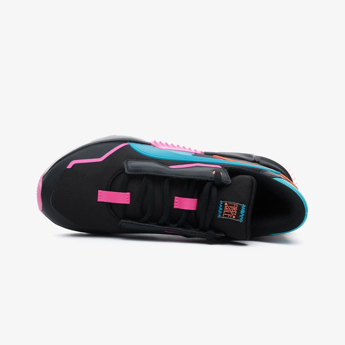 Puma Provoke XT FM Xtreme Kadın Siyah Spor Ayakkabı
