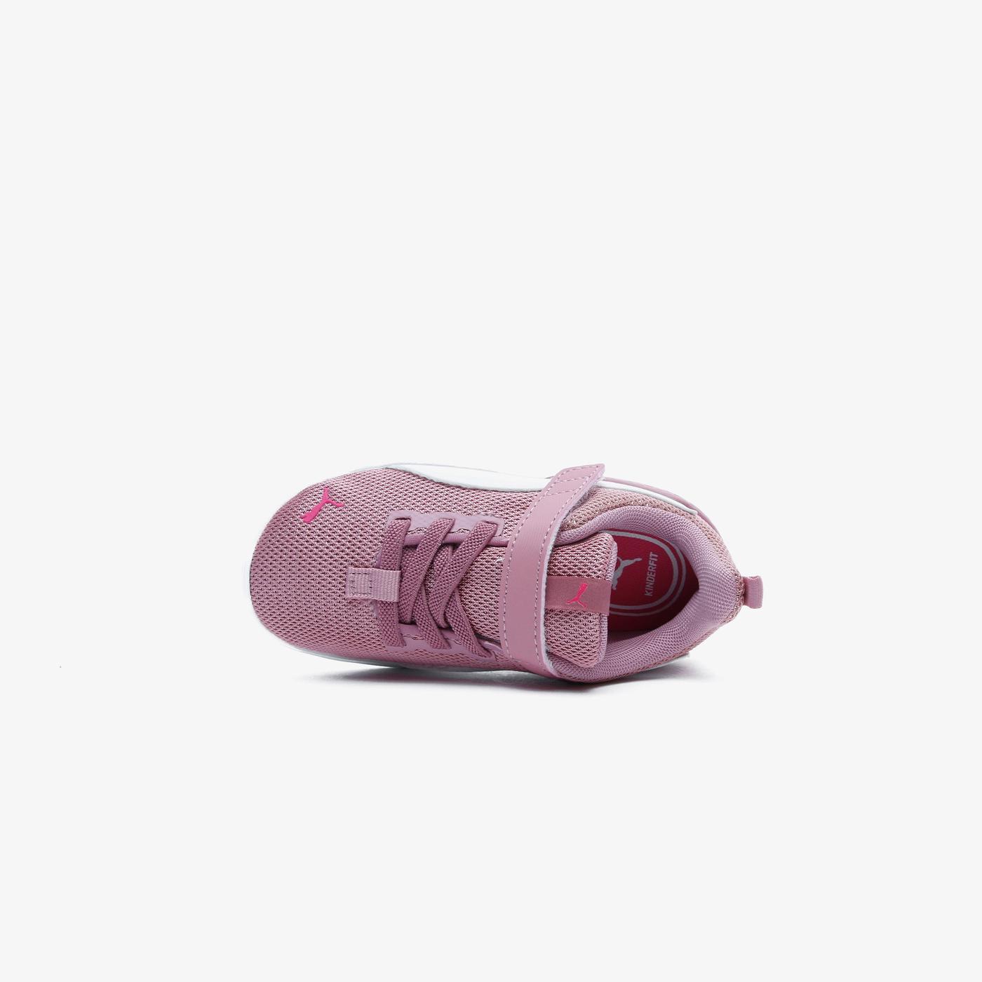 Puma Anzarun Lite Metallic AC Bebek Pembe Spor Ayakkabı