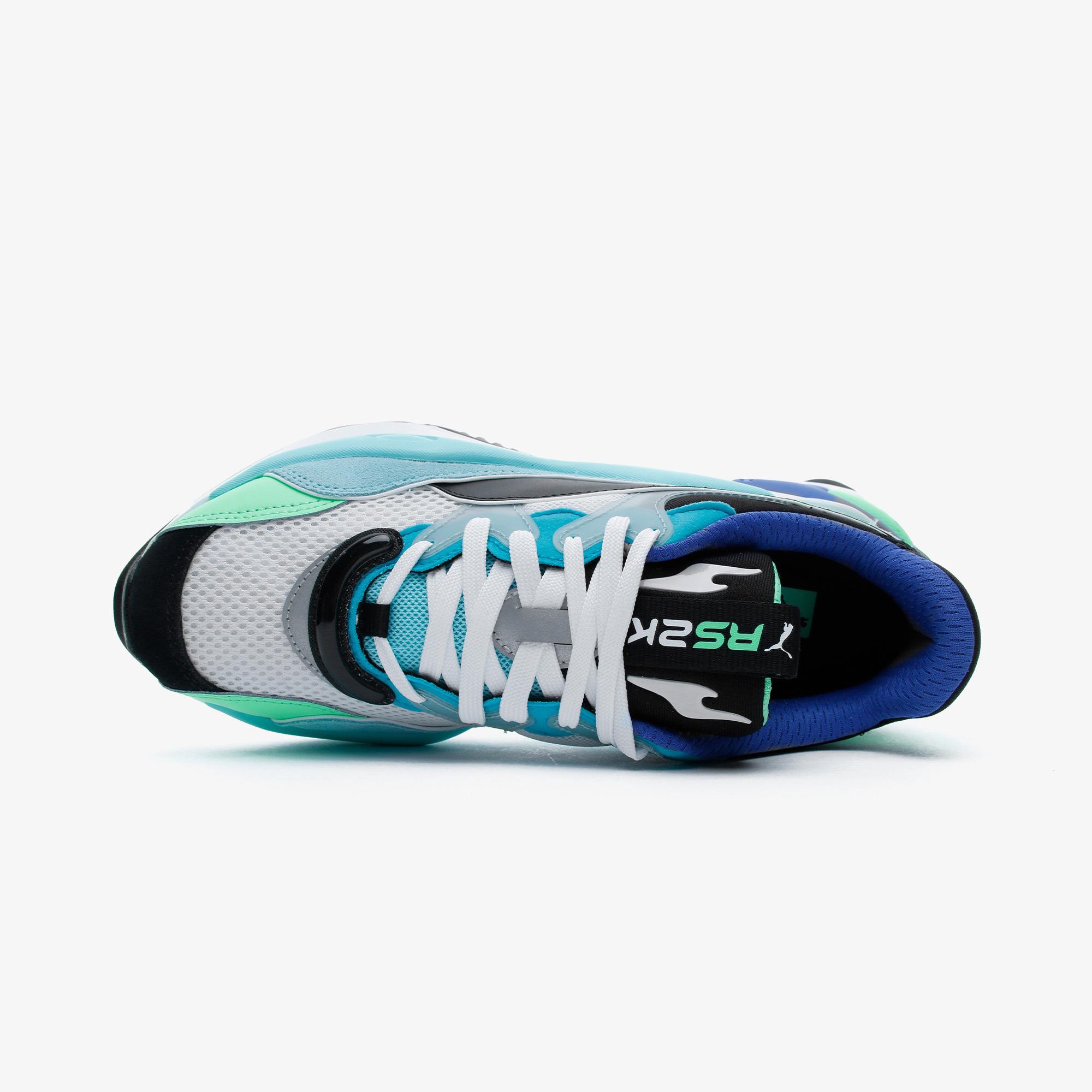 Puma RS-2K Internet Exploring Erkek Yeşil Spor Ayakkabı