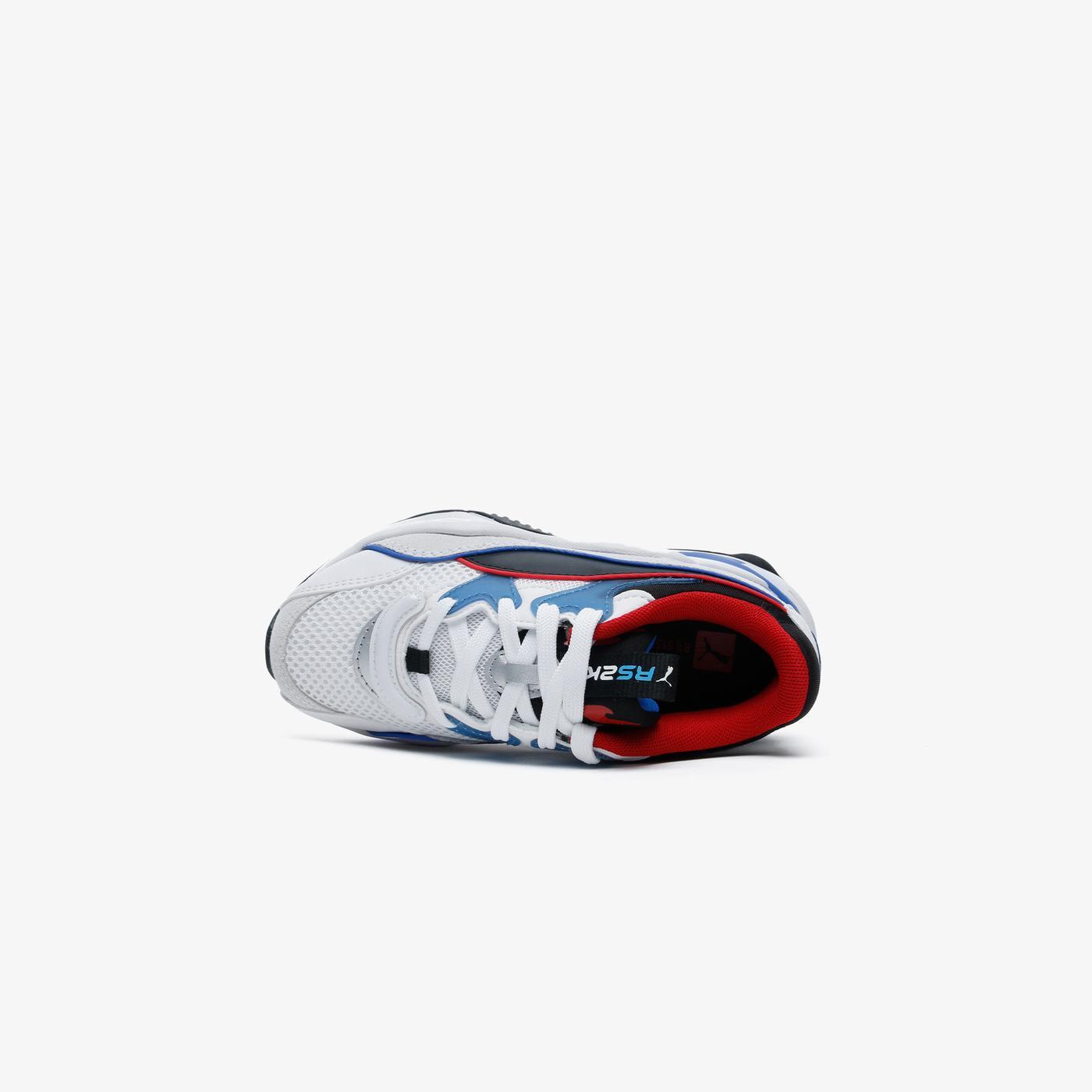 Puma RS-2K Internet Explorering Çocuk Beyaz Spor Ayakkabı