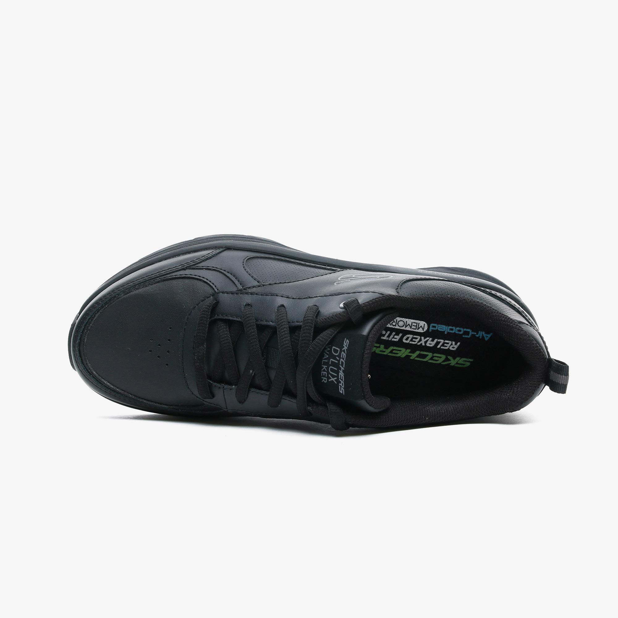 D'Lux Walker Erkek Siyah Spor Ayakkabı