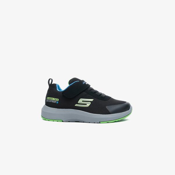 Skechers Dynamic Tread Çocuk Siyah Spor Ayakkabı
