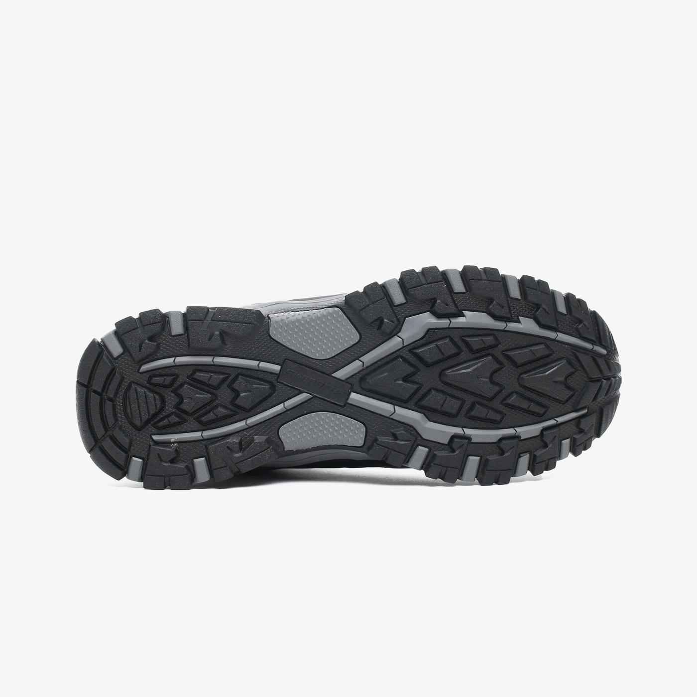 Skechers Selmen - Telago Erkek Siyah Spor Ayakkabı
