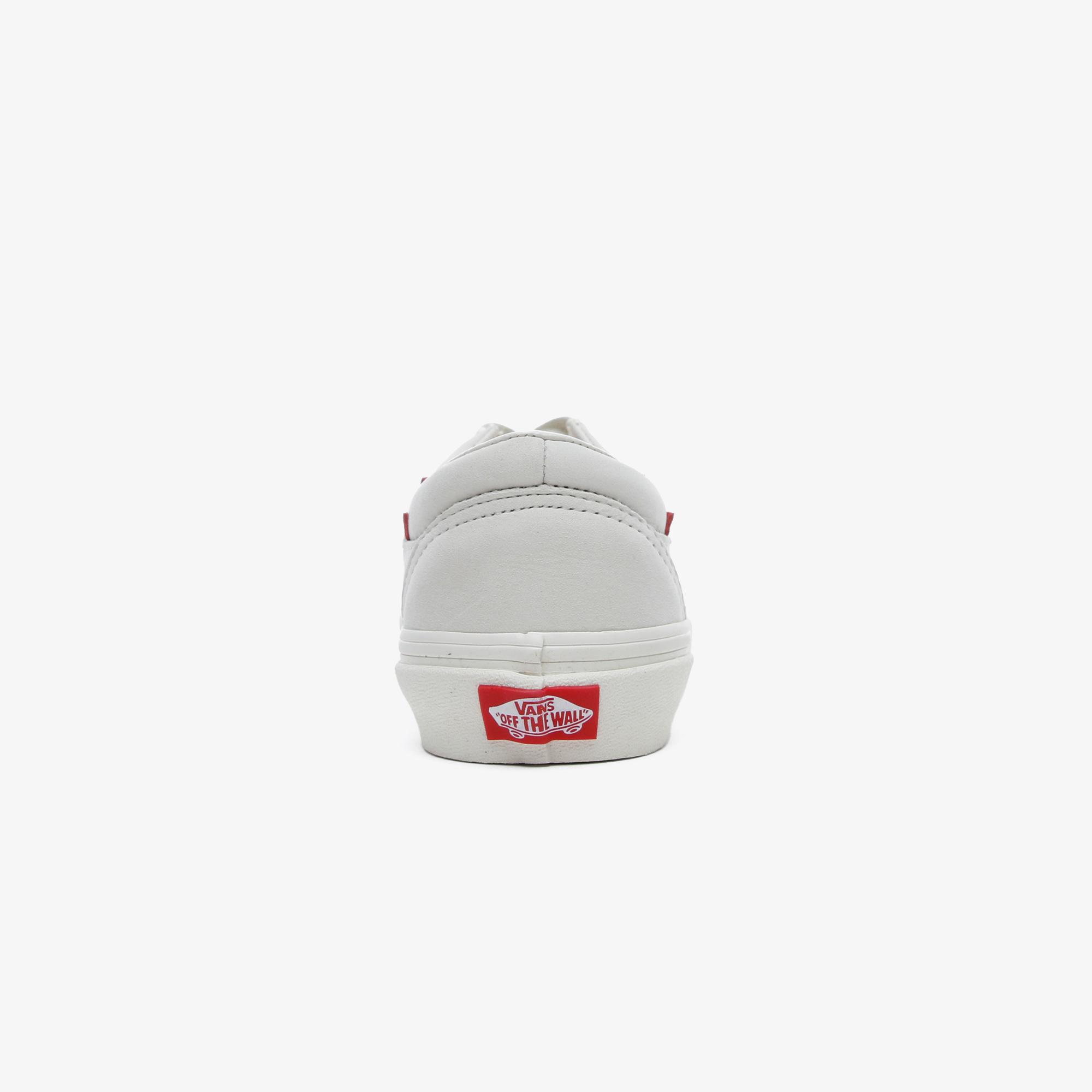 Vans Ua Bold Ni Ft Kadın Beyaz Sneaker