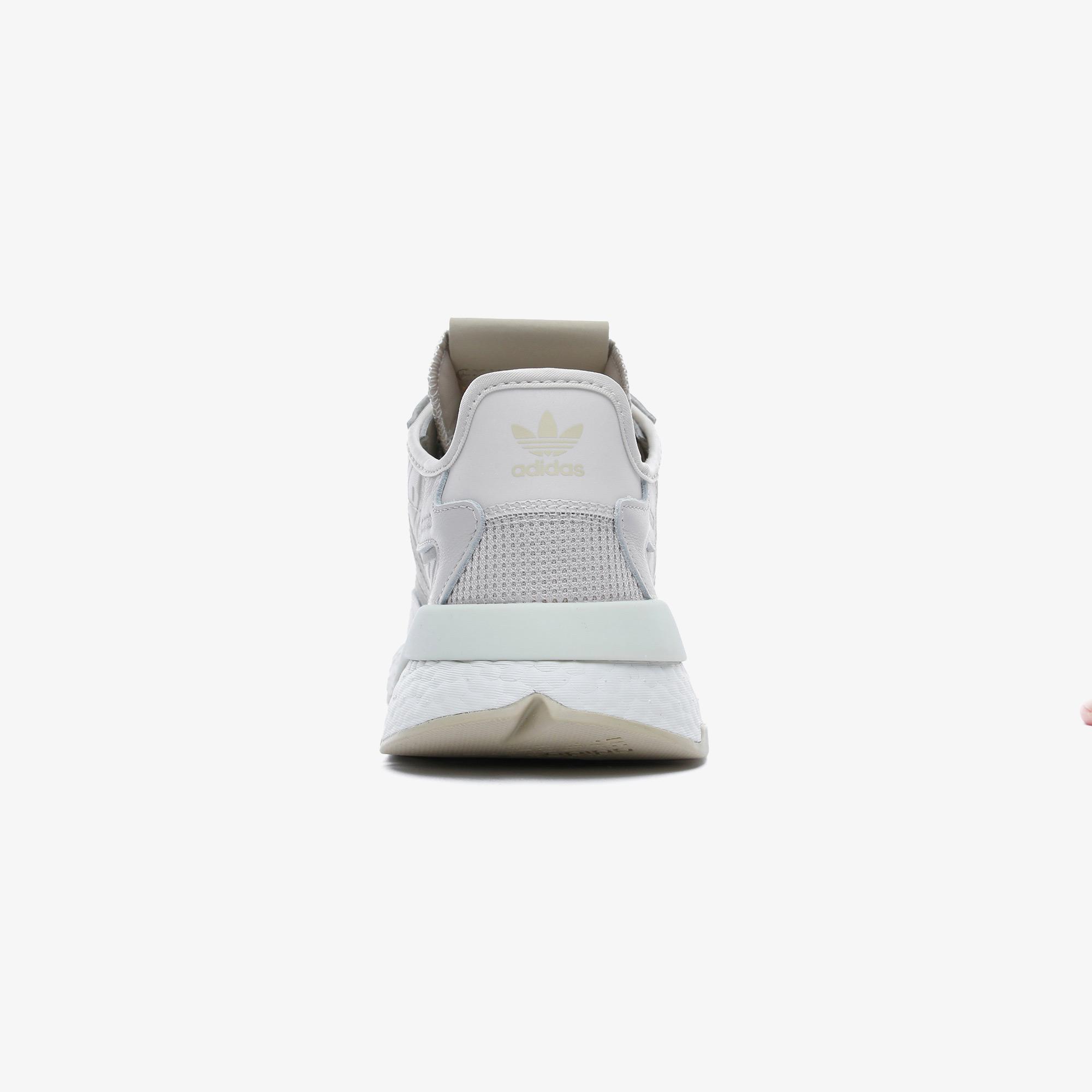 adidas Nite Jogger Erkek Bej Spor Ayakkabı