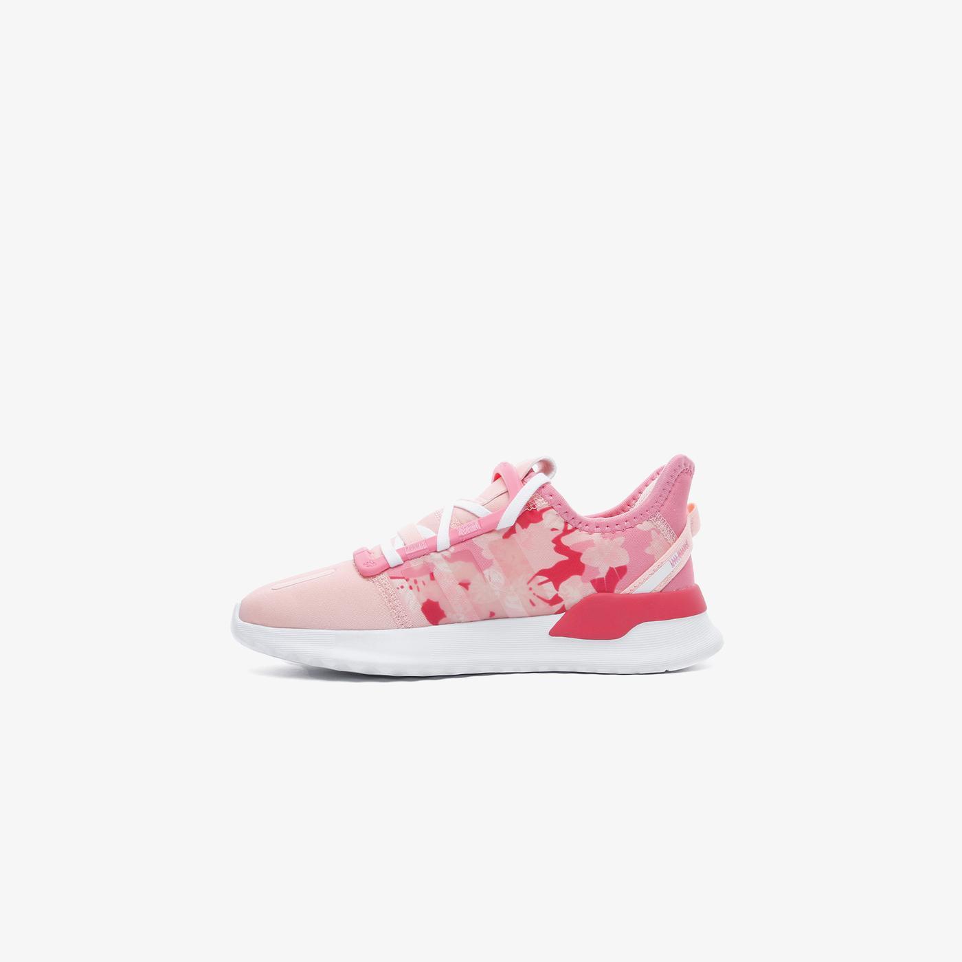 adidas U_Path Run Çocuk Pembe Spor Ayakkabı