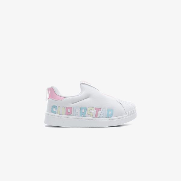 adidas Superstar 360 X Bebek Beyaz Spor Ayakkabı