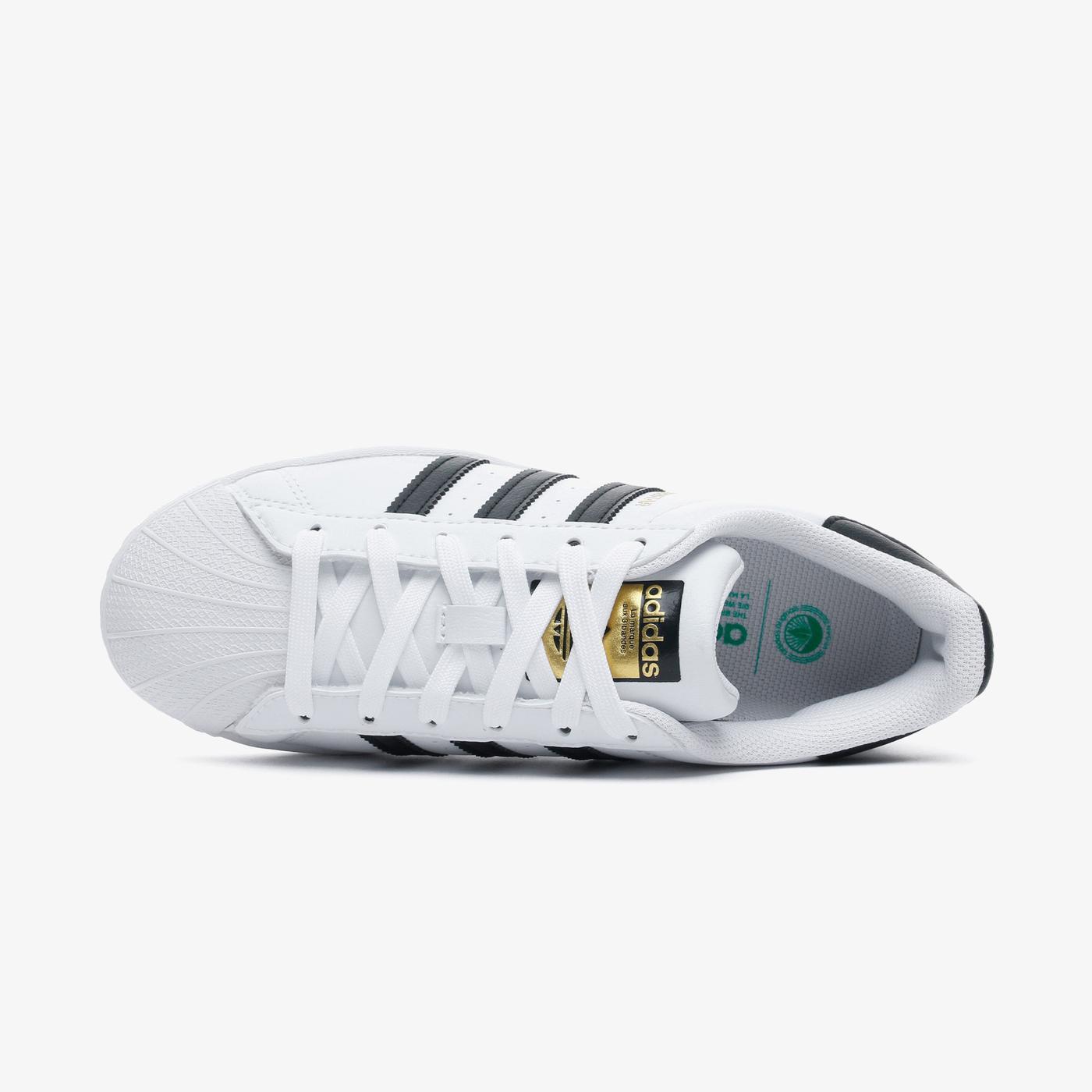 adidas Superstar Vegan Unisex Beyaz Spor Ayakkabı