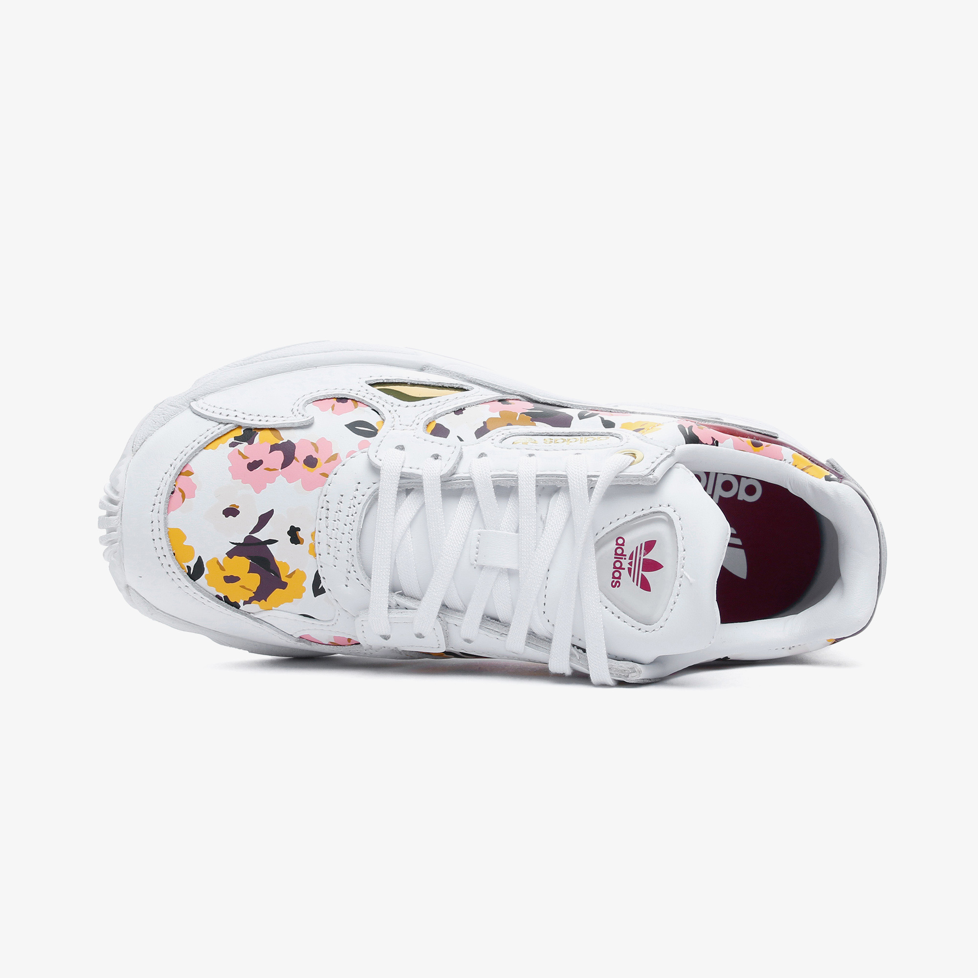 adidas Falcon Kadın Beyaz Spor Ayakkabı