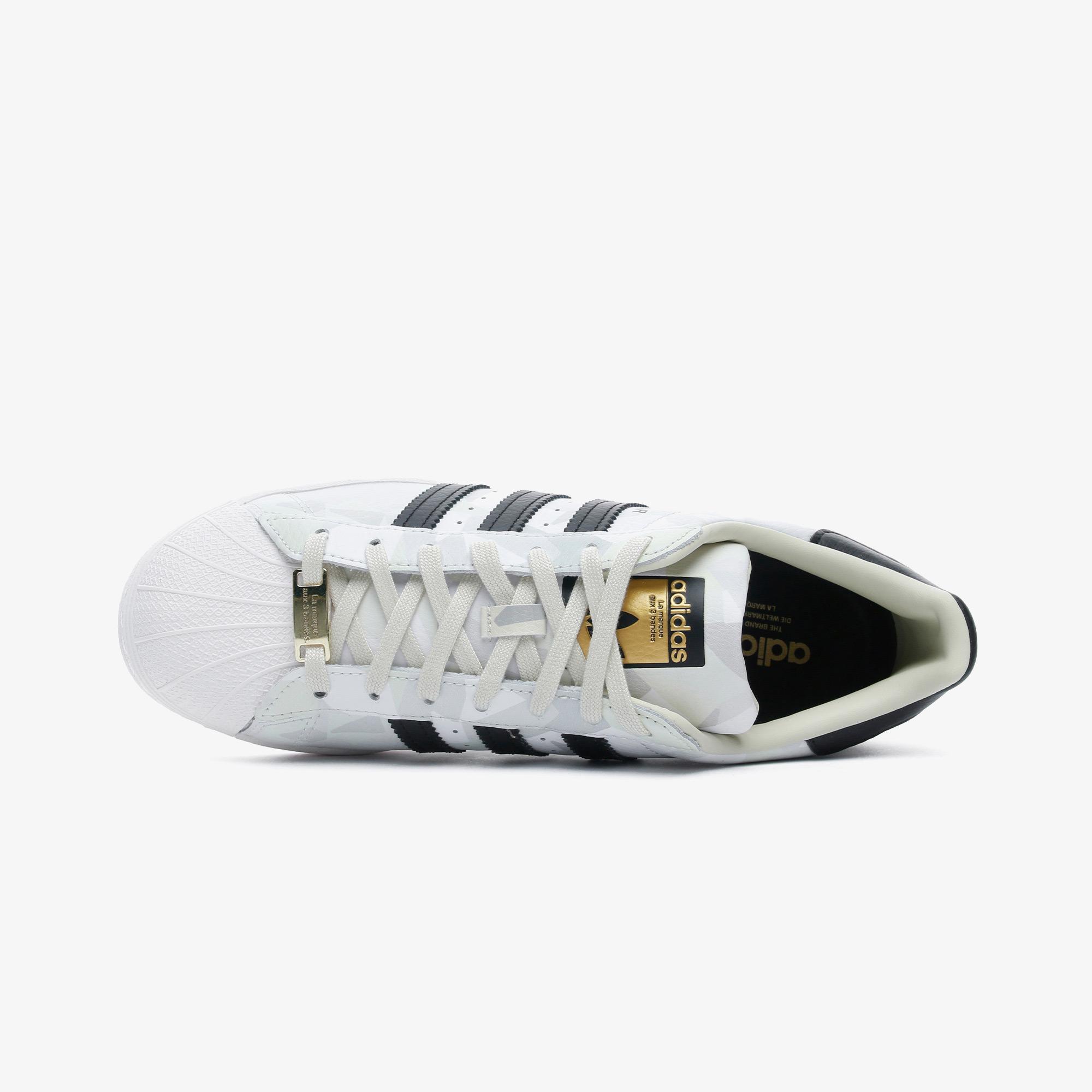 adidas Superstar Erkek Krem Spor Ayakkabı