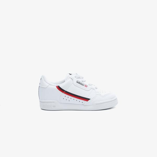 adidas Continental 80 El Bebek Beyaz Spor Ayakkabı