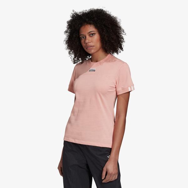 adidas R.Y.V. Kadın Pembe T-Shirt