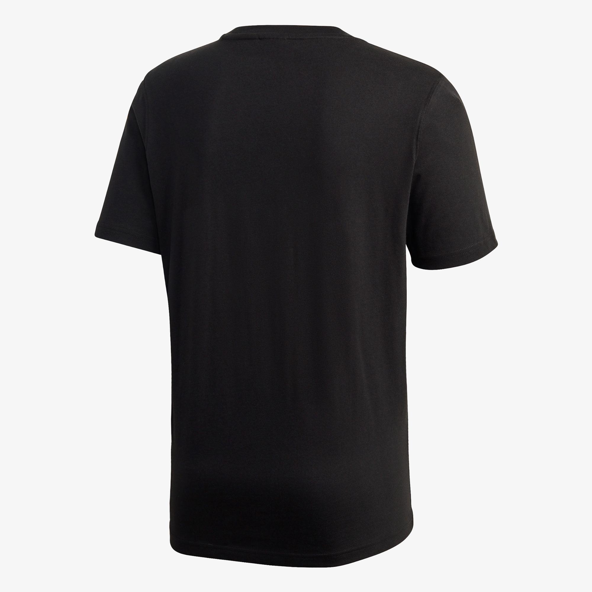 adidas Torsion Erkek Siyah T-Shirt