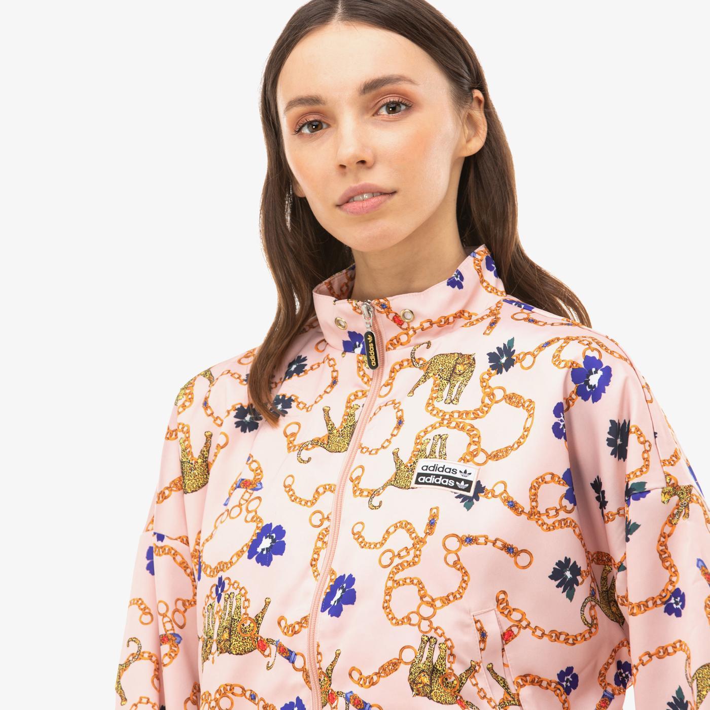 adidas HER Studio London Kadın Renkli Eşofman Üstü